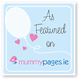BabySplash as featured on Mummypages.ie